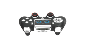 Speedlink GUARD Silicone Skin Kit 7-in-1 - for PS4, Racing