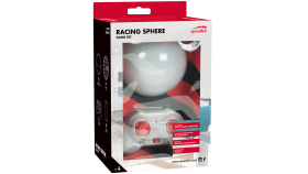 Speedlink RACING SPHERE Game Set,2 ? obstacle course masts,Wireless range: 30m,Radio channels: 4,Adjustable top speed: max. 8km/h, red
