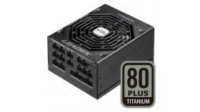 Super Flower Leadex 1600W 80 Plus Titanium, 94+ efficiency, Full Cable Management, black, 5y warranty
