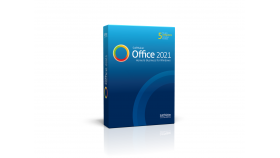 Софтуерен офис пакет SoftMaker Office Home and Business 2021 for Windows