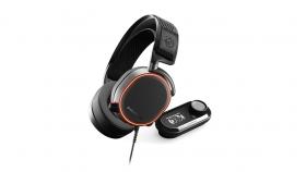 Геймърски слушалки SteelSeries Arctis Pro + GameDAC, DTS