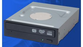 Записващо устройство DV-W524GSD-K-EU-B-T , 24x SATA черен панел, ретейл