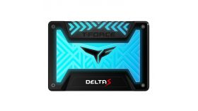 Solid State Drive (SSD) Team Group T-Force Delta S RGB 1TB Black