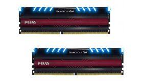 Памет Team Group Delta Blue DDR4 - 16GB (2x8GB) 3000MHz CL16-18-18-38 1.35v