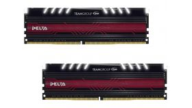 Памет Team Group Delta White DDR4 - 16GB (2x8GB) 3000MHz CL16-18-18-38 1.35v