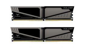 Памет Team Group T-Force Vulcan 16GB (2 x 8GB) 2666 MHz DDR4 CL15