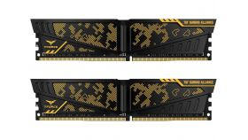 Памет Team Group T-Force Vulcan TUF DDR4 - 16GB (2x8GB) 3200MHz CL16-18-18-38 1.35V