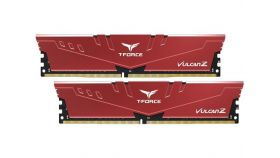 Памет Team Group T-Force Vulcan Z Red DDR4 64GB (2x32GB) 2666MHz CL18 TLZRD464G2666HC18HDC01