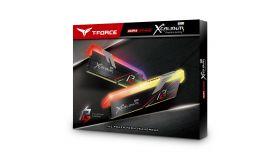 Памет Team Group XCALIBUR Phantom Gaming RGB DDR4 - 32GB (2x16GB) 3200MHz CL16-18-18-38 1.35V
