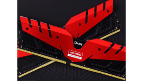 2X8G DDR4 3000 TEAM DARK Z RED
