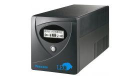 UPS 850VA/510W,1 x battry 12V/9Ah, 2 x shoko input, LCD Display