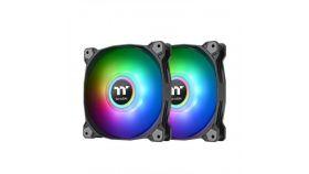 Вентилатори Thermaltake Pure Duo 12 ARGB Sync Radiator 2-Fan Компелкт Черно