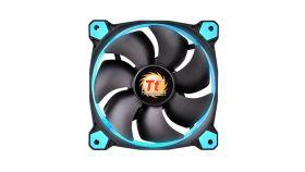 Вентилатор Thermaltake Riing 120x120x25 12v, 1500 RPM, LED BLUE