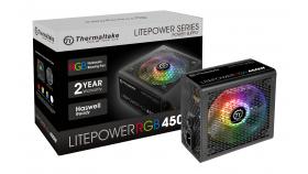 Захранващ блок Thermaltake LitePower 450W RGB (230V)