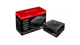 Захранващ блок Thermaltake Smart Pro RGB 850W 80+ Bronze Fully Modular
