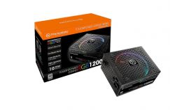 Захранващ блок Thermaltake Toughpower Grand RGB 1200W Platinum Fully Modular PS-TPG-1200F1FAPE-1