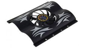 Охладител Titan TTC-HD11, Wave Fan Cooler for HDD