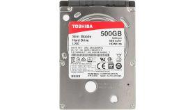 Хард диск за лаптоп TOSHIBA L200, 500GB, 5400rpm, 8 MB, SATA 6Gb/s, 7 mm HDWK105UZSVA