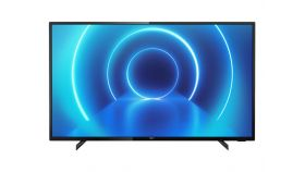 PHILIPS 55 UHD HDR10+ Dolby Vision Dolby Atmos DVB T2/T-HD/C/S/S2 Smart Saphi OS Quad Core P5 Perfect UHD engine 1500