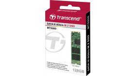 Transcend 128GB, M.2 2280 SSD, SATA3, MLC