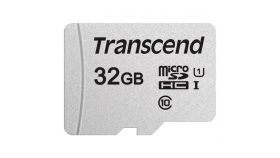 Памет Transcend 32GB UHS-I U1 microSDHC I, Class10 with Adapter, read: up to 95MBs, 45MB/s