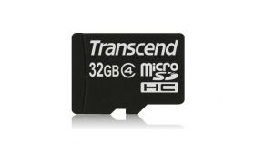 Transcend 32GB microSDHC (No Box & Adapter - Class 4)