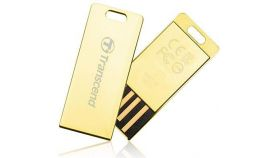 Transcend 32GB JETFLASH T3G, Golden