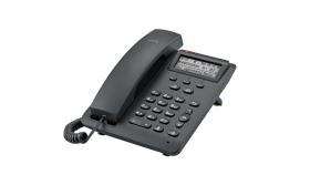 IP Телефон Unify OpenScape Desk Phone CP100, 3 Line With Display, PoE, PC Port, Switch