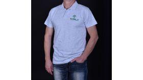 Тениска VALI COMPUTERS Gents, размер L, Бяла