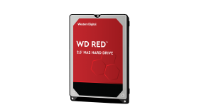 WD Red Plus 1TB SATA 6Gb/s 2.5inch 16MB cache IntelliPower Internal 24x7 optimized for SOHO NAS systems NASware HDD Bulk