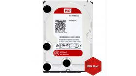 Твърд диск 3000GB SATA  III  WD 64MB кеш WD30EFRX NAS RED