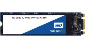 WD Blue 3D NAND SSD 500GB M.2 2280 SATA III 6Gb/s internal single-packed