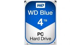 Хард диск WD Blue , 4TB, 64MB, SATA 3
