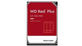 Налични 3 бр. !  Хард диск WD Red Plus, 10TB, 256MB Cache, SATA3 6Gb/s