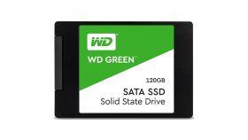 "Solid State Drive (SSD) WD Green 120GB 2.5"" SATA III 6Gb/s 7mm"