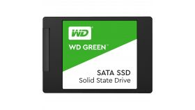 "SSD WD Green 3D NAND 480GB 2.5"" SATA III SLC, read-write: up to 545MBs, 430MBs (3 years warranty)"