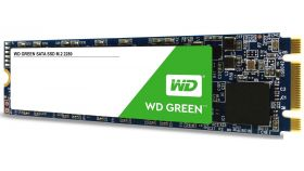 SSD WD Green 3D NAND 480GB M.2 2280(80 X 22mm) SATA III SLC, read up to 545MBs (3 years warranty)