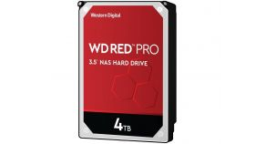 """Хард диск WD Red Pro 4TB NAS 3.5"""" 256MB 7200RPM"""