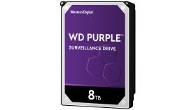 HDD 8TB SATAIII WD Purple 256MB for DVR/Surveillance (3 years warranty)