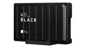 WD BLACK D10 GAME DRIVE 8TB BLACK USB 3.2 3.5Inch Black RTL