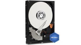 HDD Desktop WD Blue (3.5'', 1TB, 64MB, 5400 RPM, SATA 6 Gb/s)