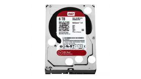 HDD Desktop WD Red (3.5'', 6TB, 64MB, RPM IntelliPower, SATA 6 Gb/s)