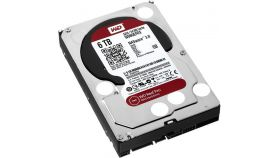 Твърд диск 6TB SATAIII WD Red 64MB for NAS WD60EFRX