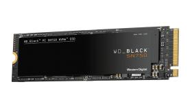 SSD диск WD Black M.2 NVMe 500GB WDS500G3X0C
