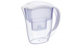 Кана за вода Xavax с един филтър, 2.4л, бяла