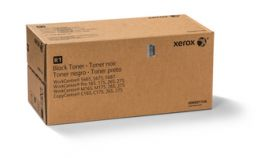 XEROX Toner for WorkCentre 5665 / 5675 / 5687 and WorkCentre Pro 165 / 175 black incl waste bottle
