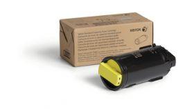 Toner Yellow Standard Capacity for Xerox VersaLink C500, VersaLink C505, DMO,  2,