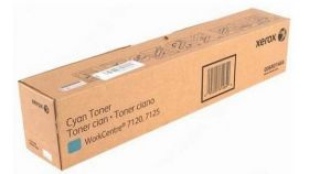 Консуматив Cyan Toner Cartridge/ 15K at 5% coverage / for  WorkCentre 7120/7125, WorkCentre 7220/7225