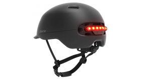 Xiaomi Каска Smart4u City riding smart flash helmet(M) black