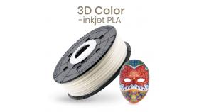 Консуматив за 3D принтер DaVinci Color XYZprinting - Color-inkjet PLA  filament, 1.75 mm, WHITE DYEING